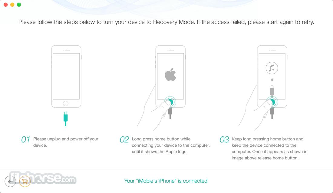 PhoneRescue 4.0 Screenshot 5