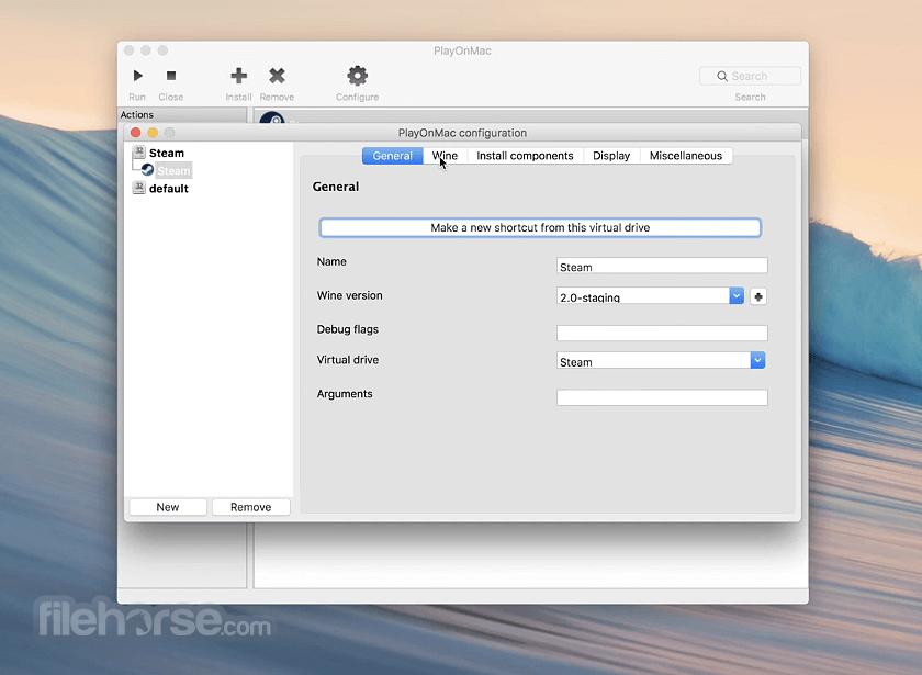PlayOnMac 4.4.3 Screenshot 3