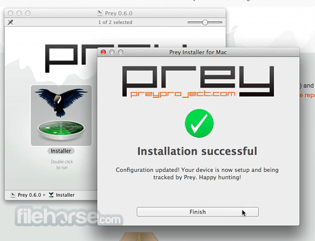 Prey 1.9.6 (32-bit) Captura de Pantalla 3