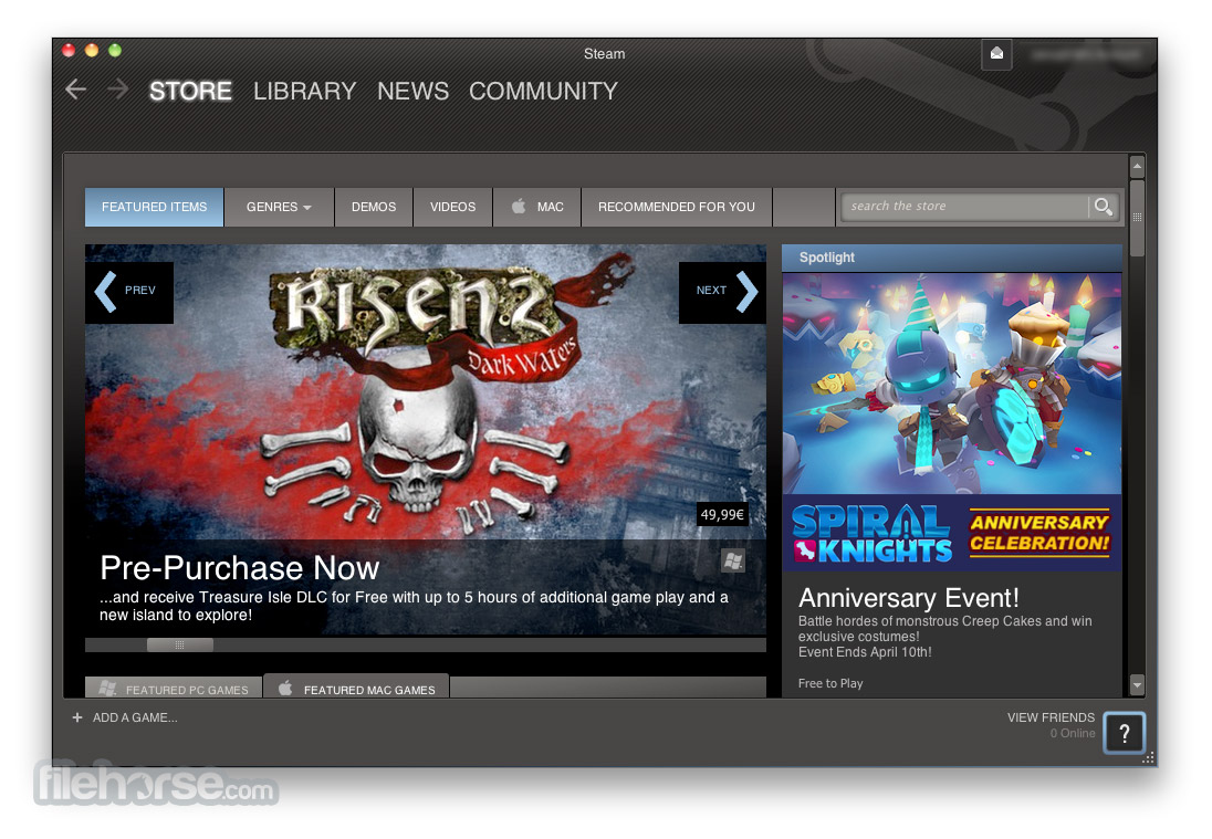 Steam 19.02.2014 Screenshot 1