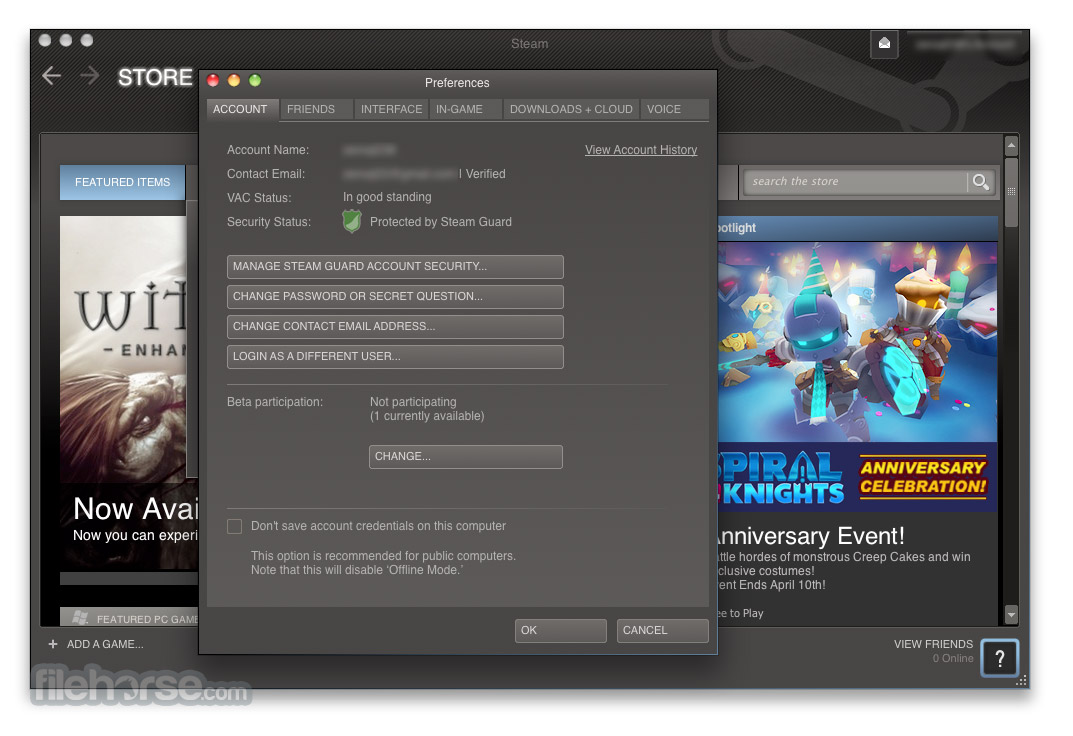 Steam 28.10.2020 Captura de Pantalla 2