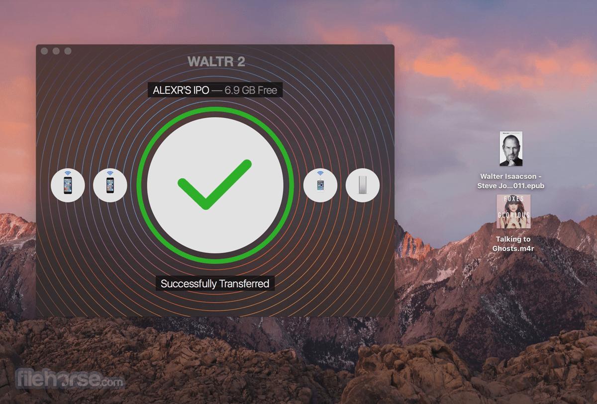 WALTR for Mac 2.6.27 Screenshot 4