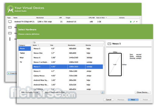 Android Studio 4.1.3 Captura de Pantalla 4