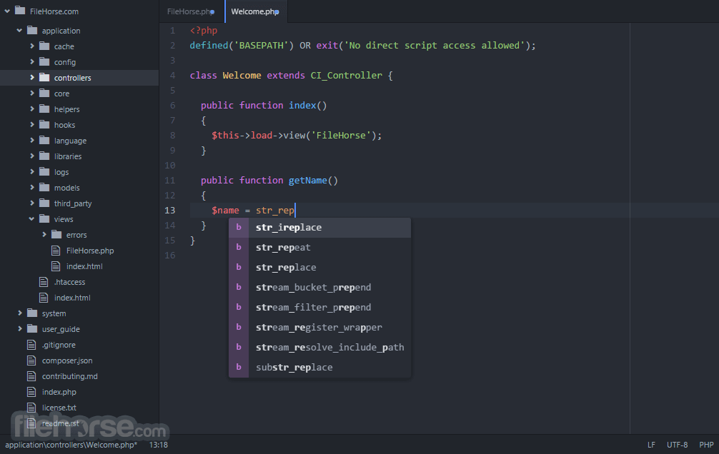 Atom 1.35.1 Screenshot 3