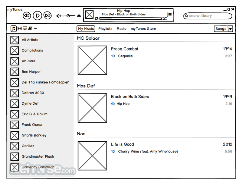Balsamiq Mockups 3.2.3 Screenshot 1