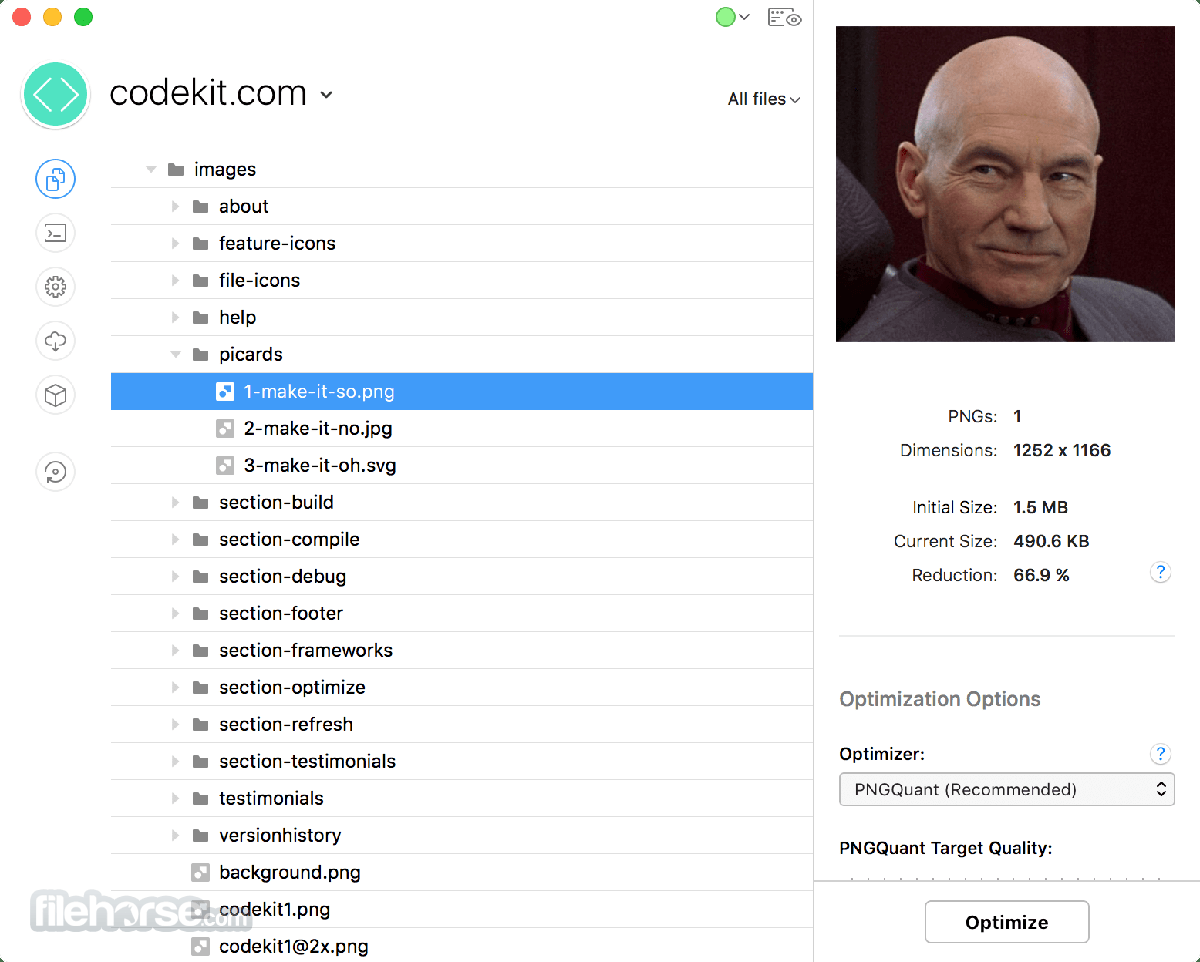 CodeKit 3.5.2 Build 26330 Screenshot 5