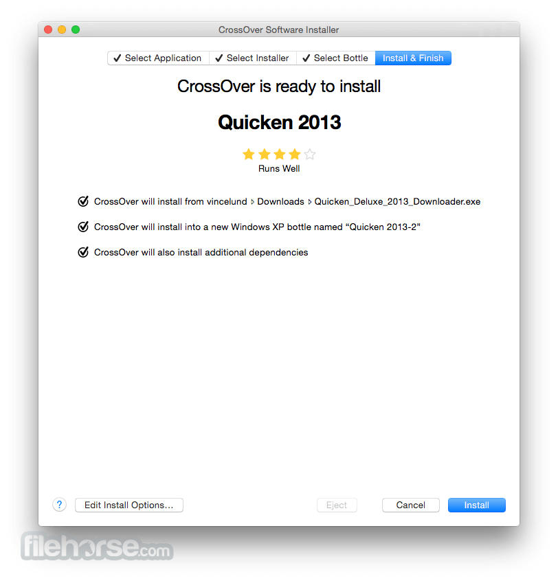 download crossover for mac free