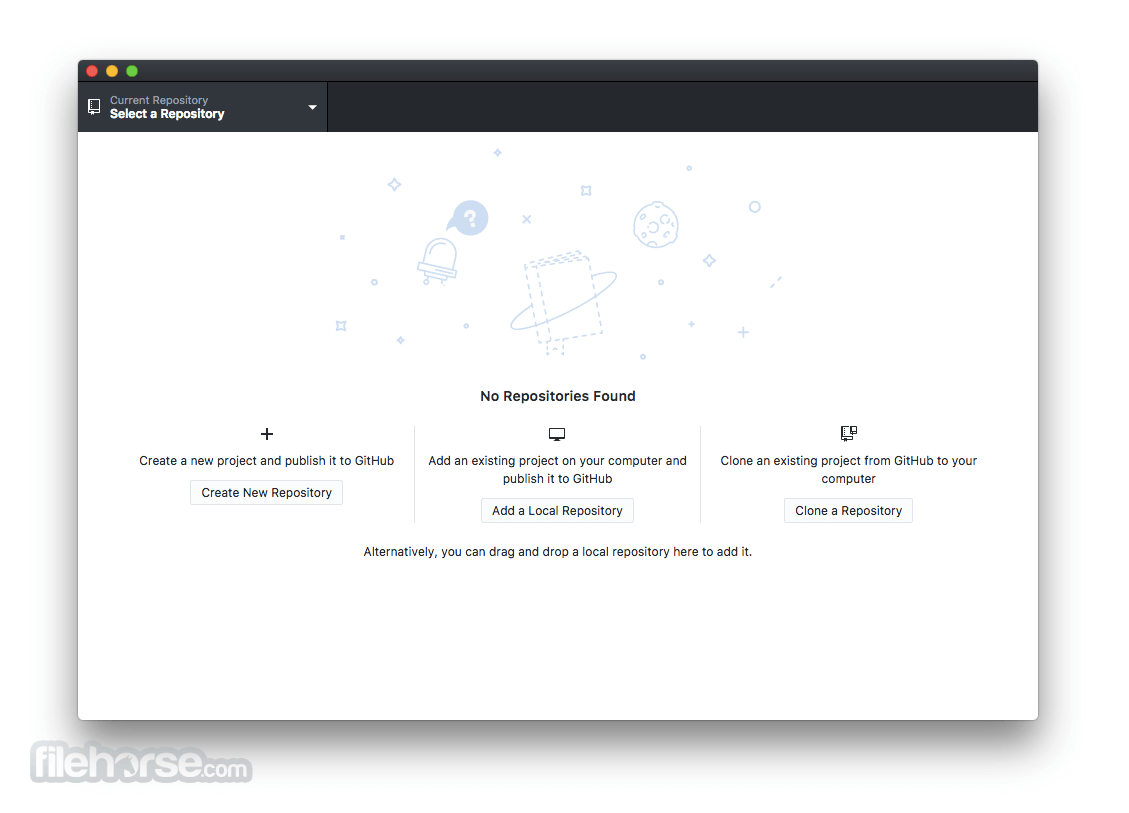 GitHub Desktop for Mac - Download Free (2019 Latest Version)