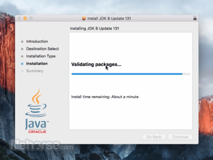 Java JDK 8 Update 45 Captura de Pantalla 4