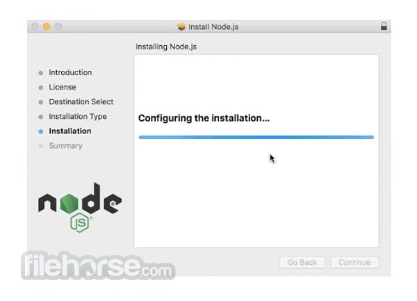 Node.js 16.3.0 Screenshot 3