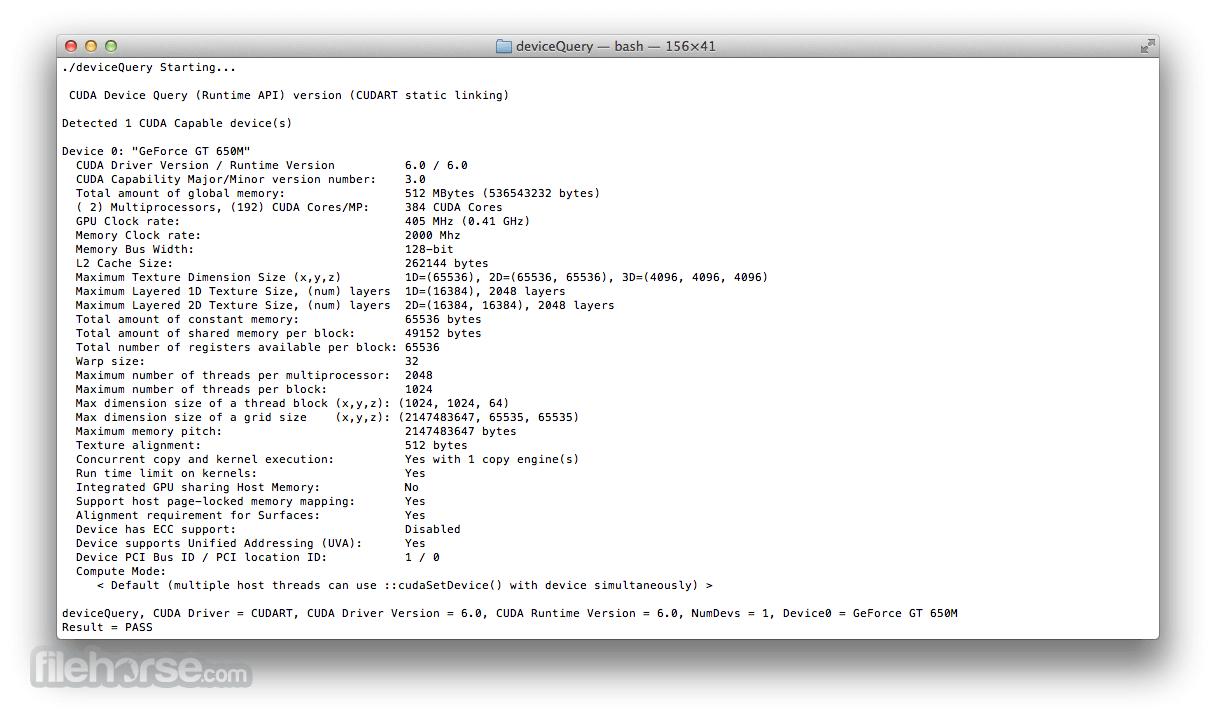 NVIDIA CUDA Toolkit 10.2.89 Screenshot 1