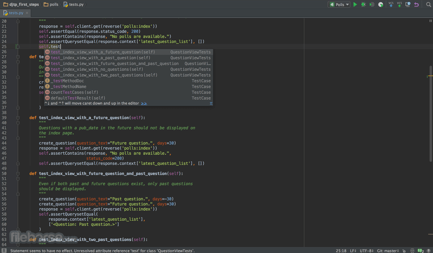 PyCharm 2020.2.4 Captura de Pantalla 1