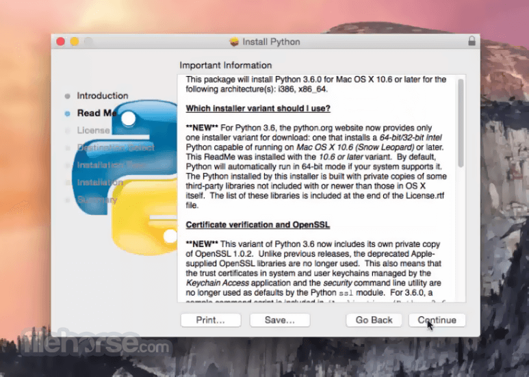 Python 3.4.0 Screenshot 2