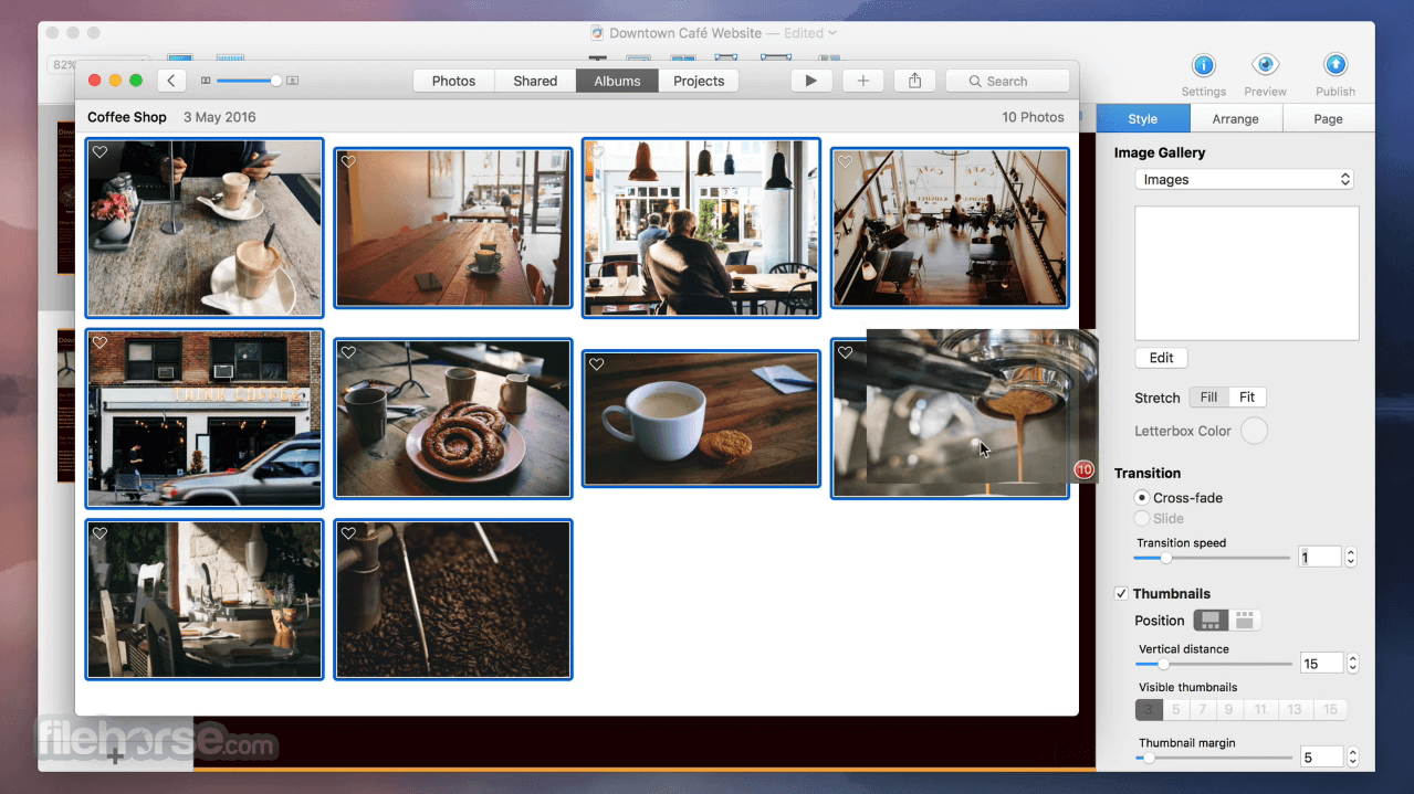Sparkle Pro 3.0.6 Screenshot 3