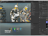Unity 3.5.2 Screenshot 1