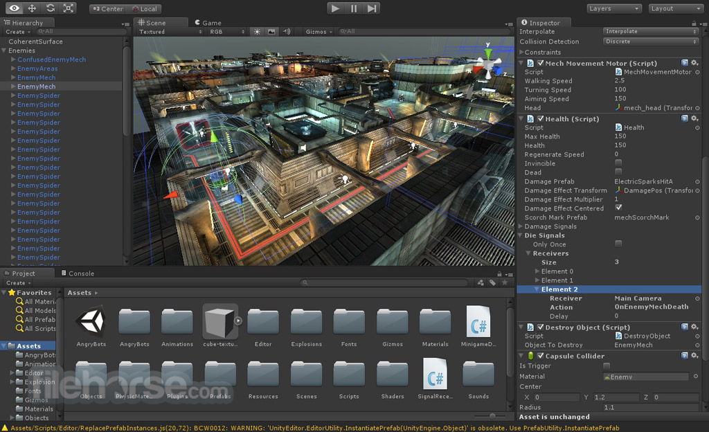 download road unity 3d free Windows