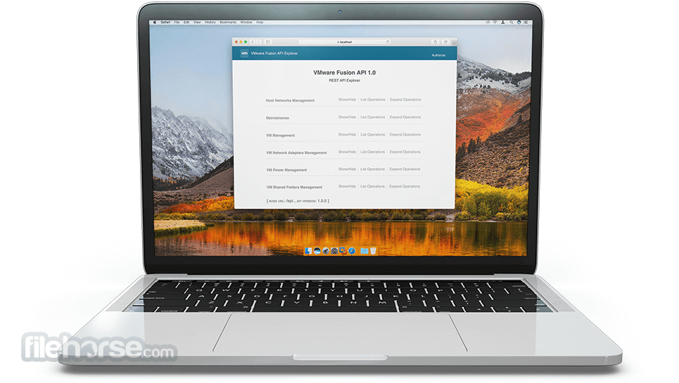 VMware Fusion for Mac - Download Free (2019 Latest Version)