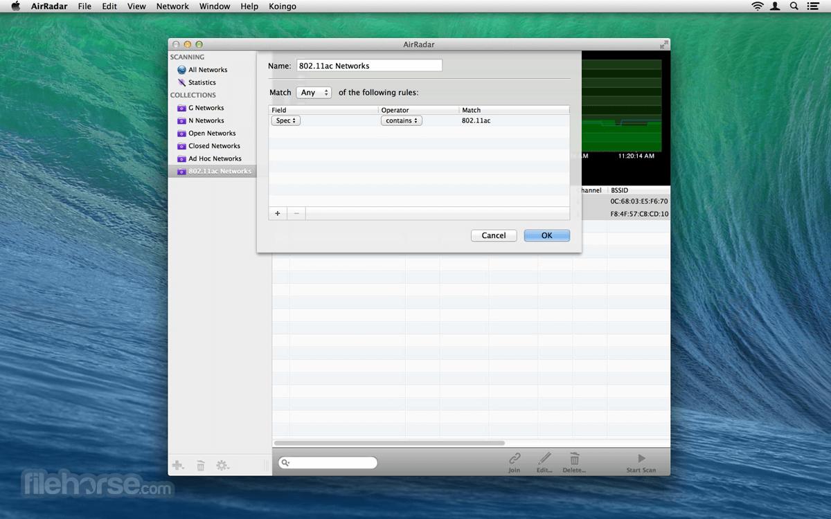 AirRadar 6.0.2 Screenshot 4
