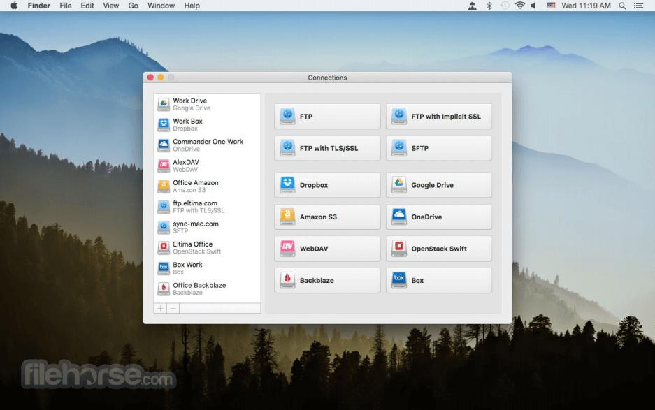 CloudMounter 3.3.540 Screenshot 2