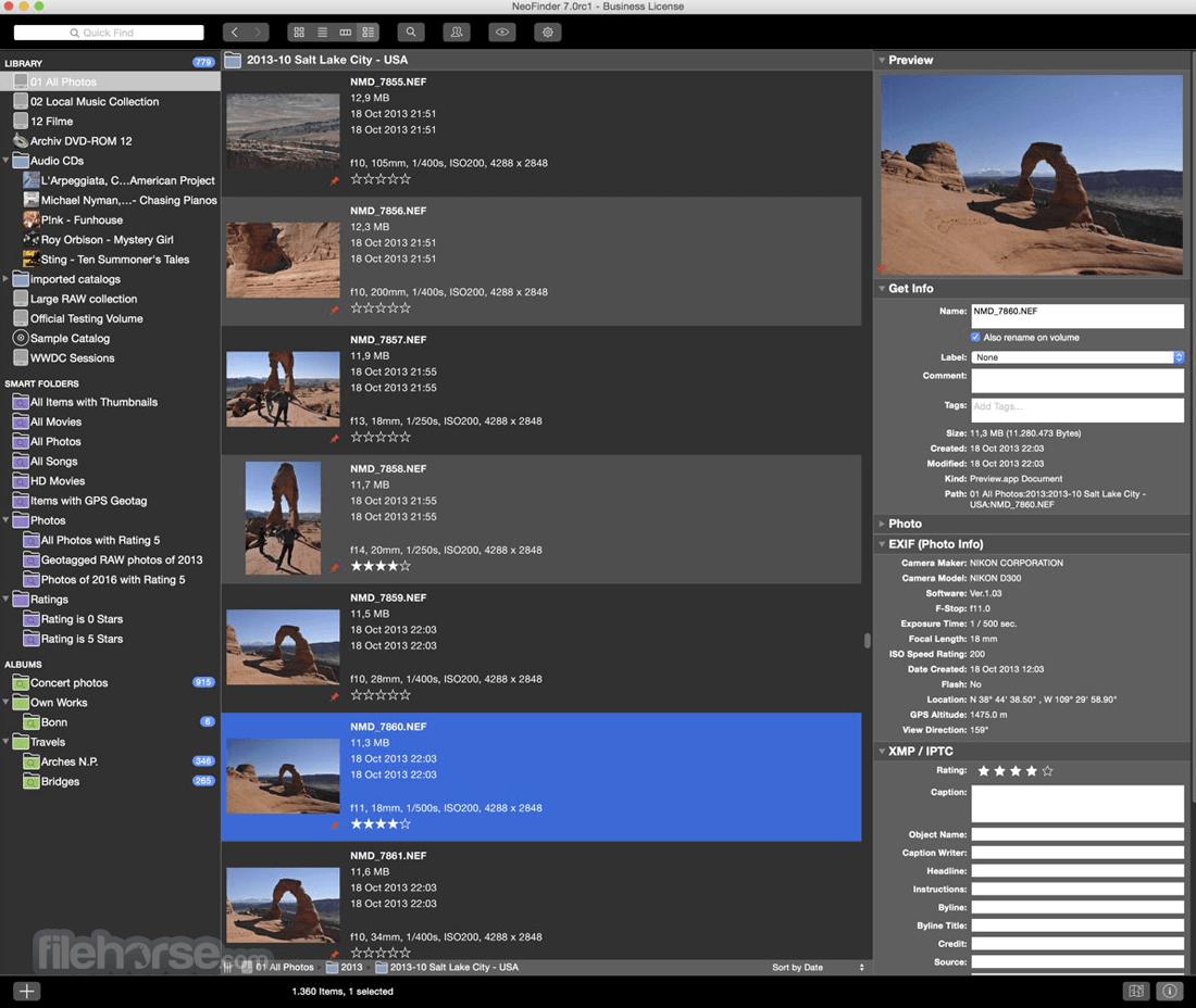 NeoFinder 7.7 Screenshot 2