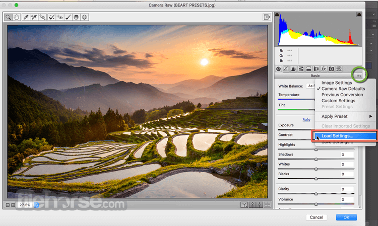 Adobe camera raw 9. 7 download for mac / filehorse. Com.