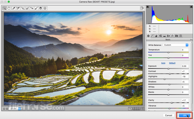 Adobe Camera Raw 12.4 Screenshot 5