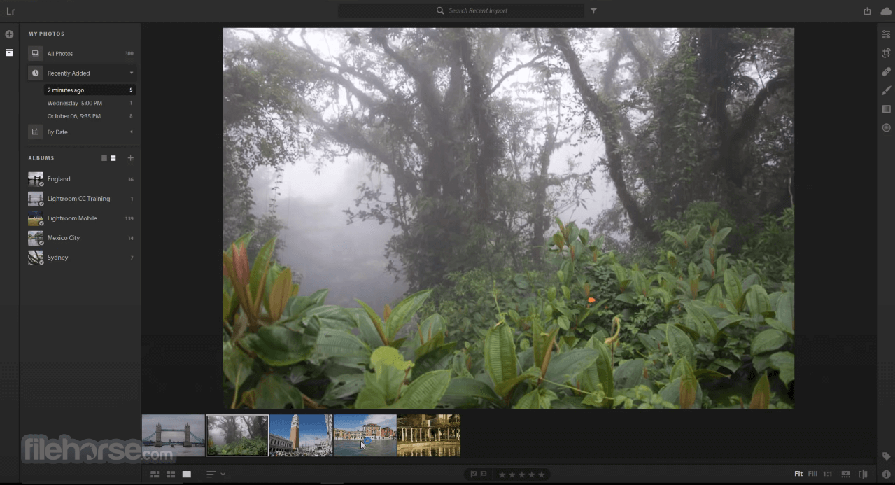 Adobe Photoshop Lightroom Classic CC 2020 9.2.1 Screenshot 2