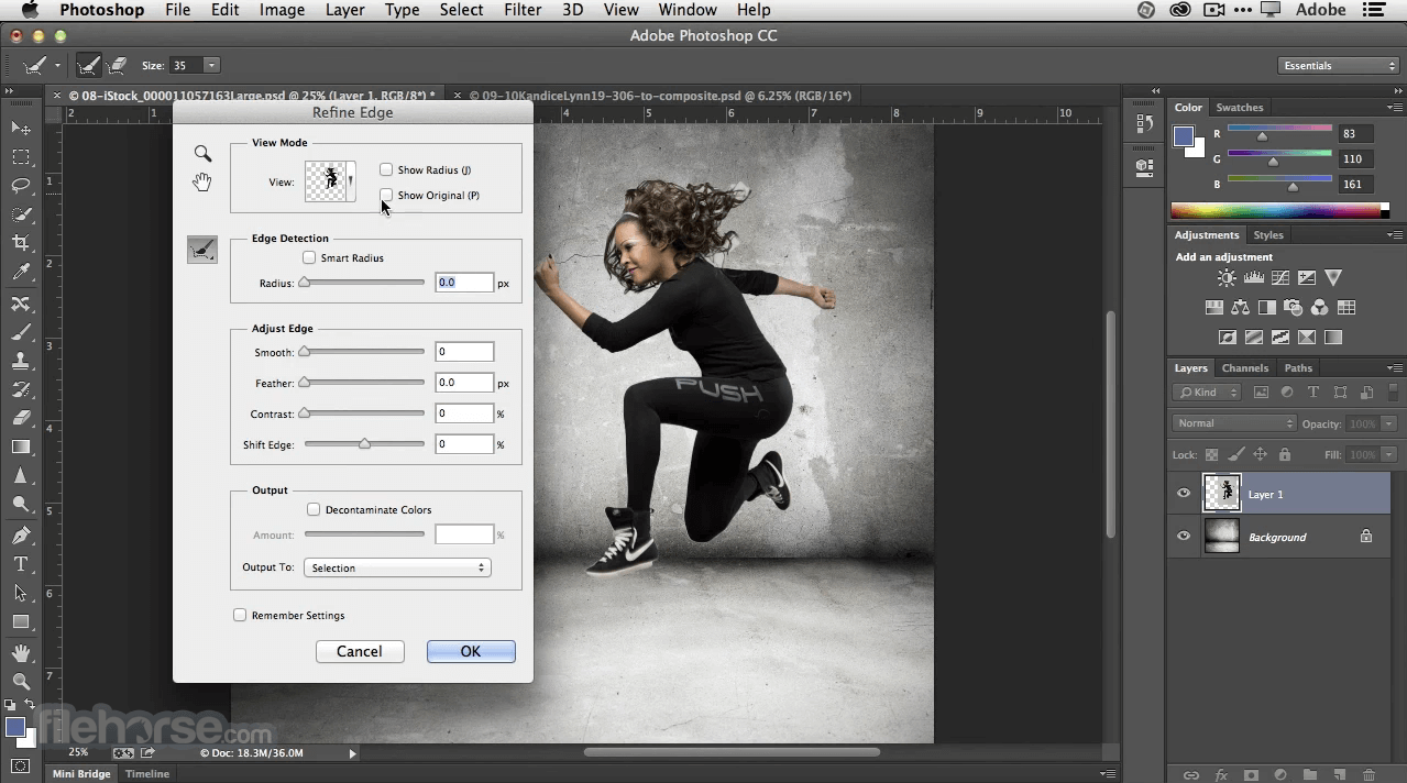 Adobe Photoshop CC 2021 22.3.1 Captura de Pantalla 4