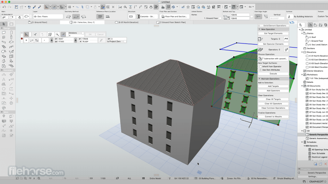 Archicad For Mac free. download full Version