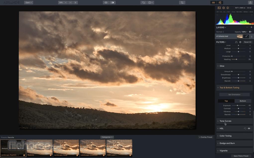 Aurora HDR 2019 1.0.1 Screenshot 2