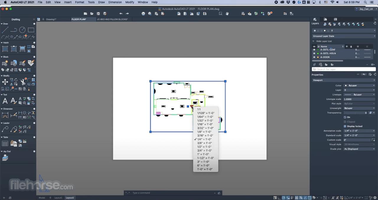 Autodesk AutoCAD LT 2021 Captura de Pantalla 2