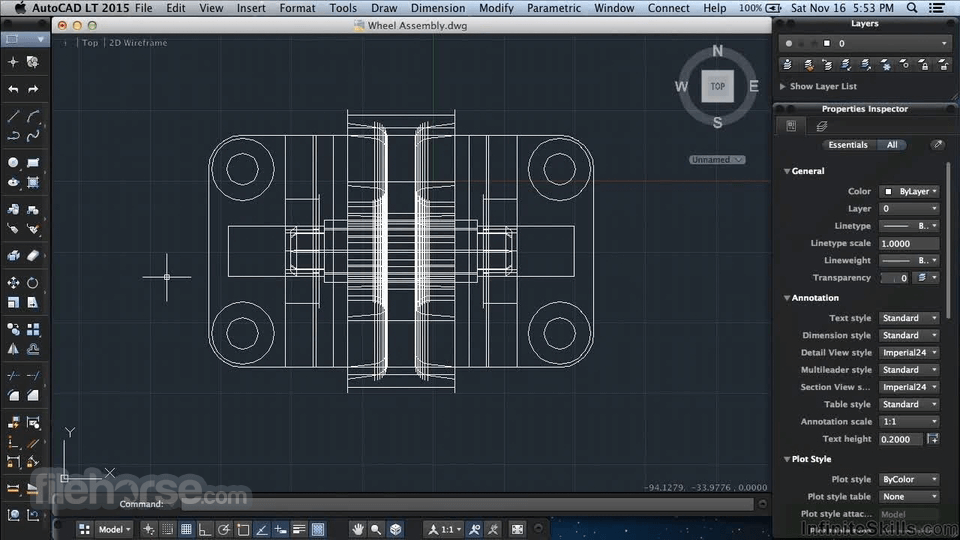 Autodesk Autocad 2017 For Mac Download Free Filehorse