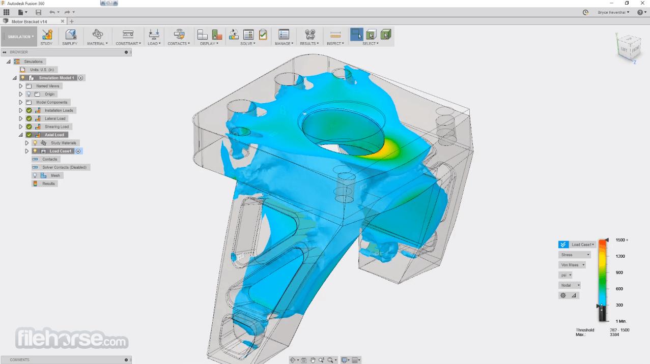 Autodesk Fusion 360 Screenshot 3