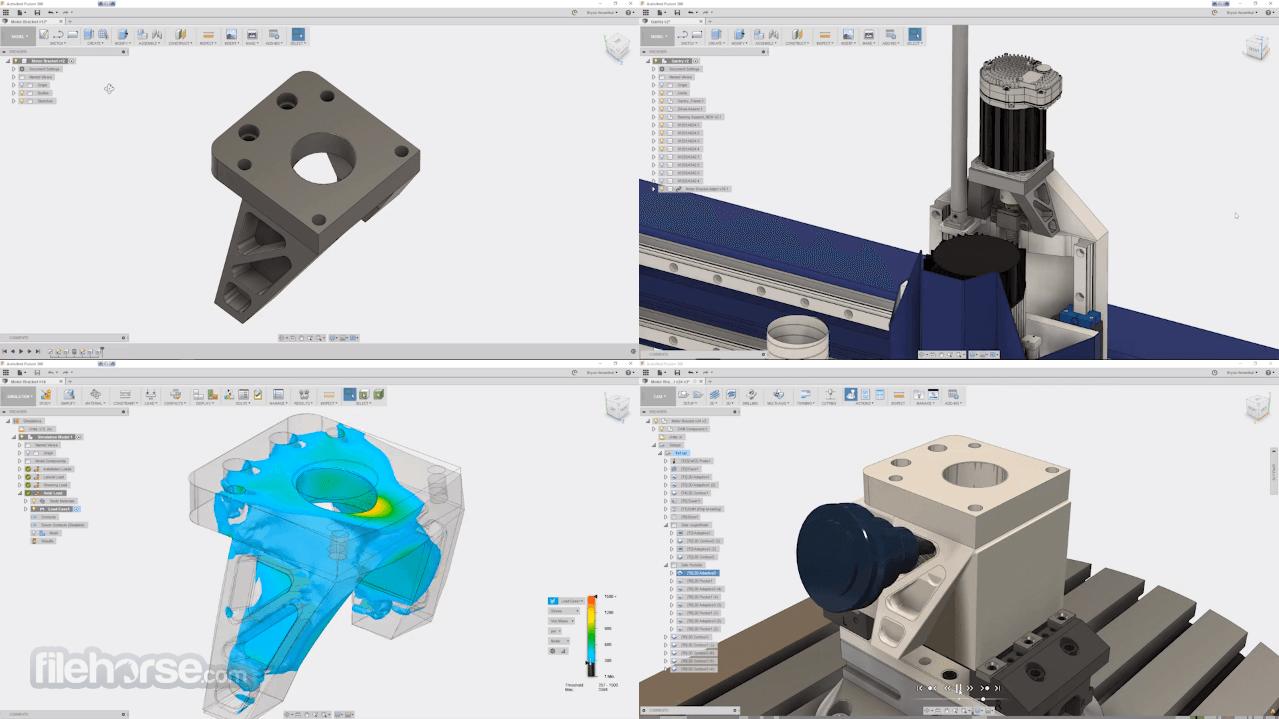 Autodesk Fusion 360 Screenshot 4