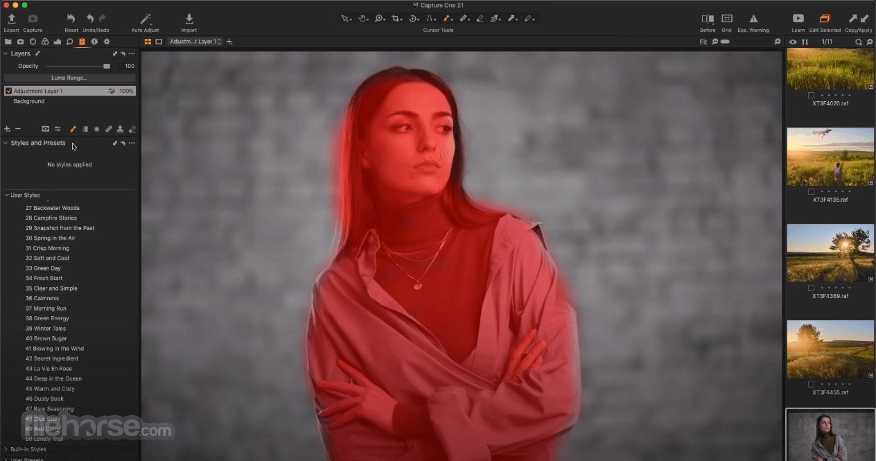 Capture One 13.1.3 Screenshot 4