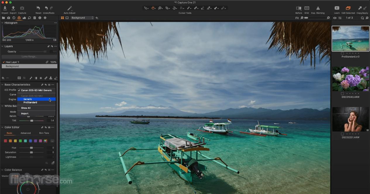 Capture One 13.1.3 Screenshot 5