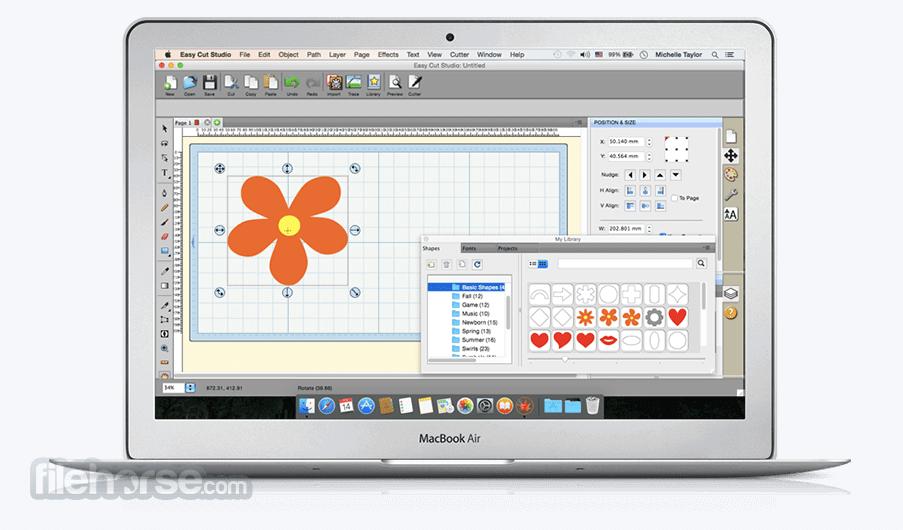 Easy Cut Studio for Mac 5.008 Screenshot 1