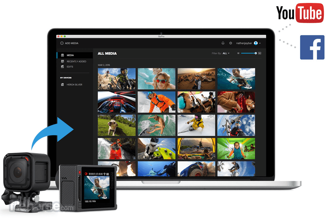 GoPro Quik 2.5.2.562 Screenshot 1