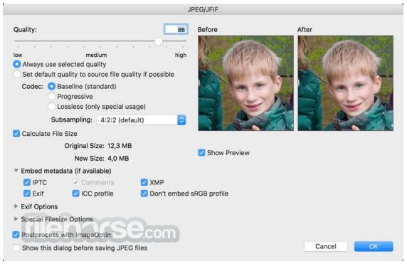 GraphicConverter 11.3.3 Screenshot 2