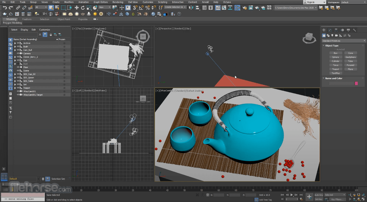 HDR Light Studio Screenshot 1