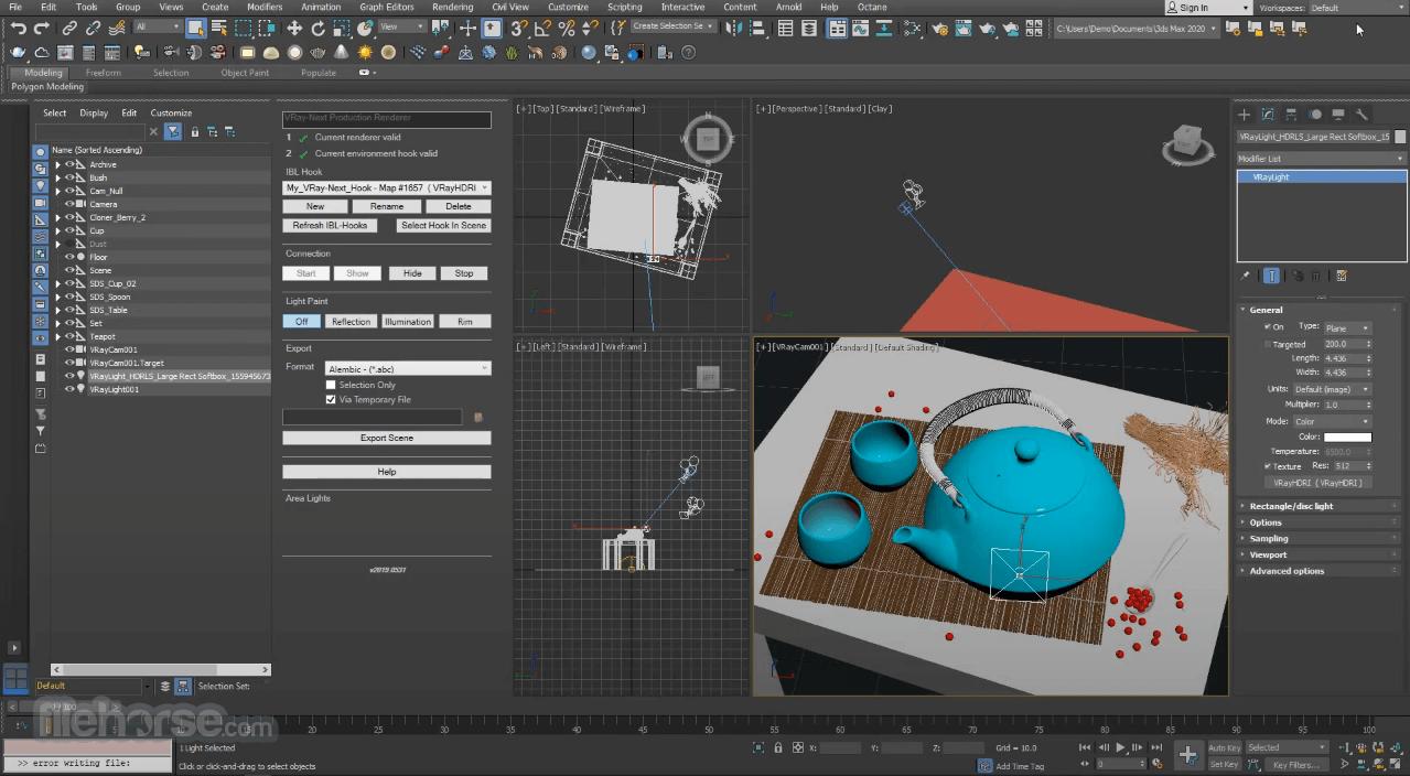 HDR Light Studio Screenshot 3