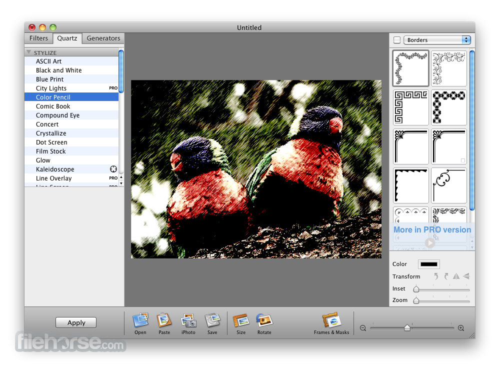 Image Tricks Lite 3.7 Captura de Pantalla 2