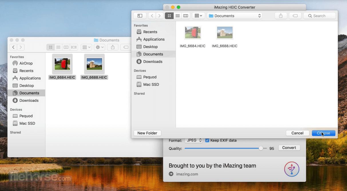 iMazing HEIC Converter 1.0.11 Screenshot 2