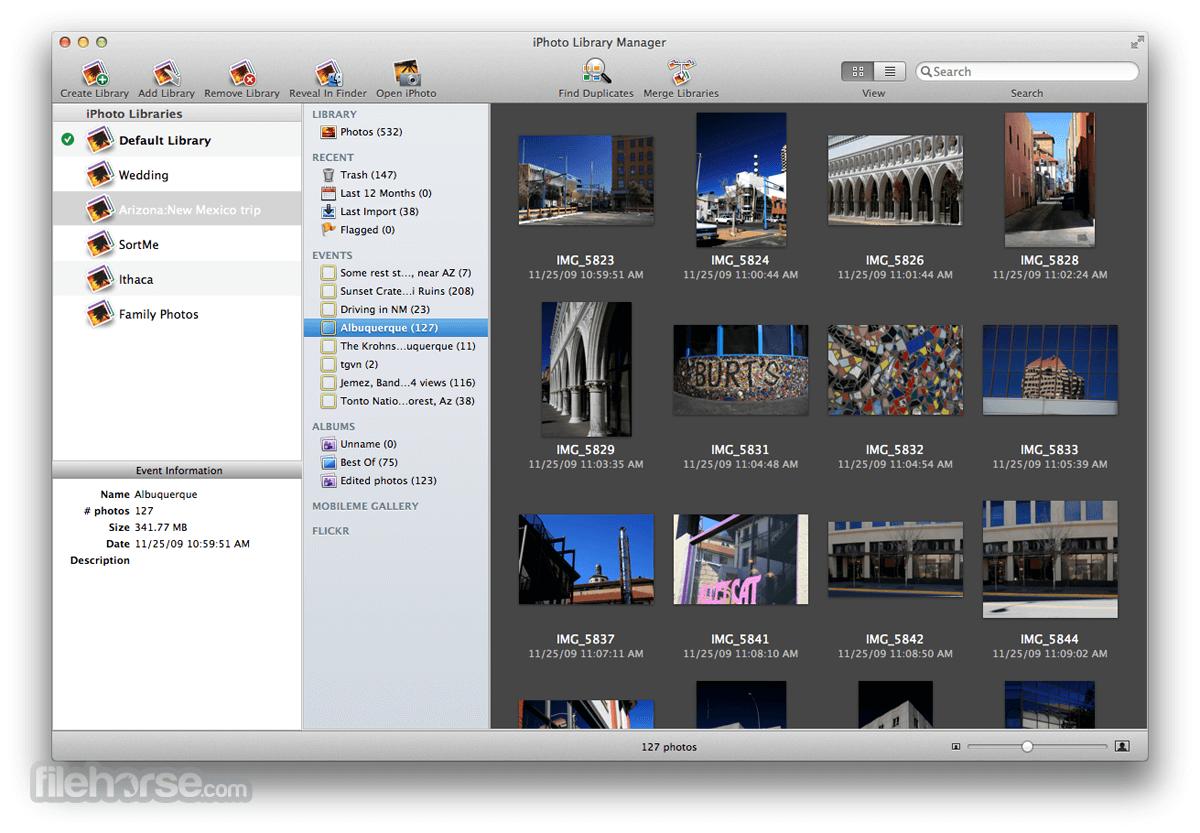 Compare 2 Photo Libraries Mac