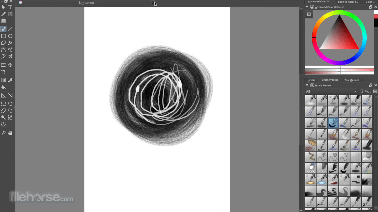 Krita 2.9.2.0 Screenshot 1