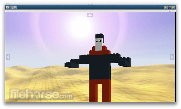 LEGO Digital Designer 4.3.11 Screenshot 4