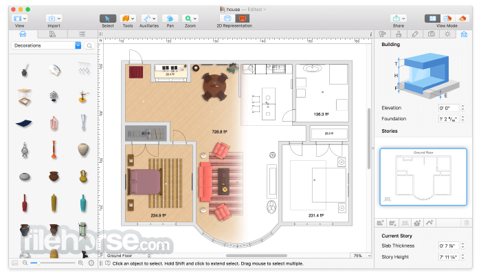 Live Home 3D 3.8.3 Screenshot 2