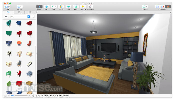 Live Home 3d For Mac Download Free 2020 Latest Version