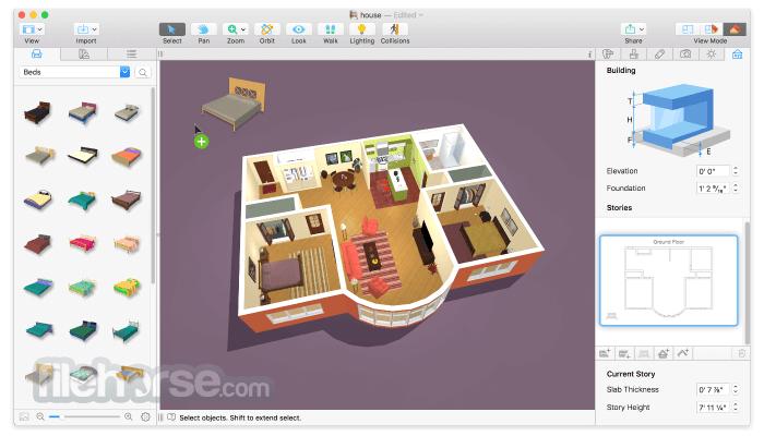 Live Home 3D 3.8.3 Screenshot 5