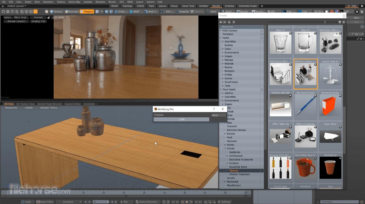 Modo 15.1 Screenshot 3